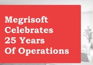 Megrisoft Celebrates 25 Years Of Operation